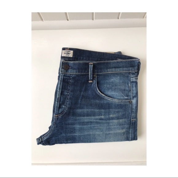 Citizens Of Humanity Denim - Citizens of Humanity Premium Vintage Emerson